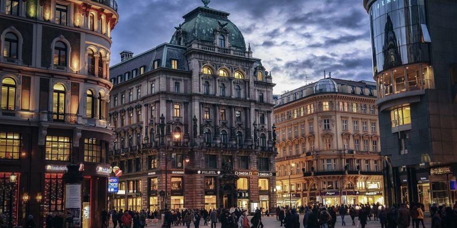Weekend à Vienne